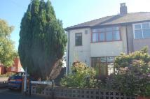 property to rent in Woodlands Drive, Fulwood...