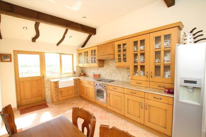 Barn Kitchen