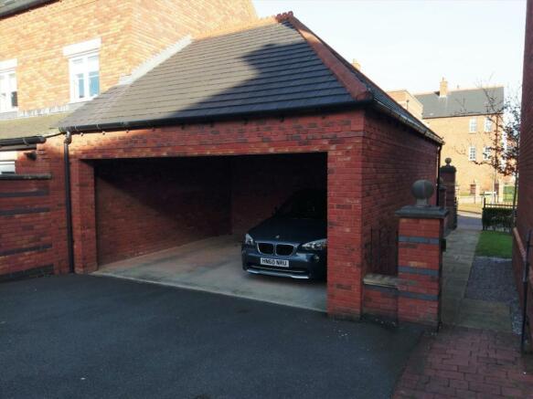 Detached Carport