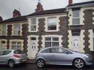 Terraced house in St Mary Street, BARGOED...