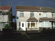 3 bed semi detached property in 158 Pencoed Avenue...