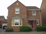 Detached home for sale in Blacksmith Close...