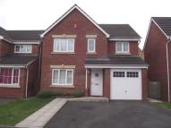 Detached home in Coed Celynen Drive...