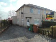 2 bedroom semi detached home to rent in Llwyn-On Crescent...