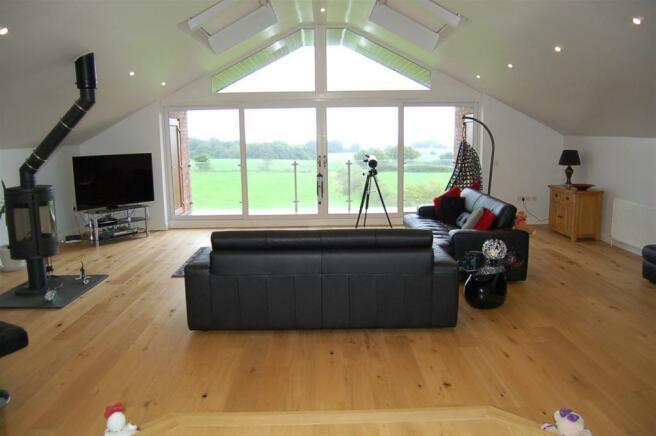 1st Fl Lounge view 2