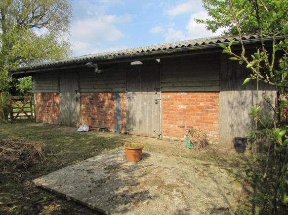 Stables or outbuildi