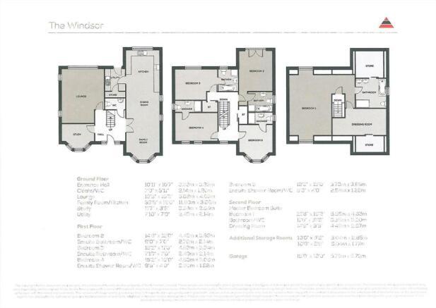 Builders Floor Plan