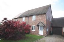 2 bedroom semi detached property to rent in Forge Meadows...