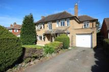 Detached home in Tagwell Road, Droitwich...