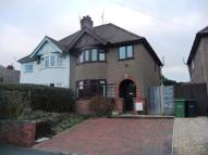 3 bedroom semi detached house in Northwick Road...