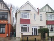 semi detached property in Church Lane...
