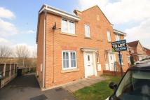 3 bedroom semi detached home to rent in Moat House Way...