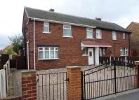 semi detached home to rent in Woodlea Grove, Armthorpe