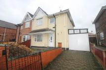 3 bed semi detached house in Snipe Park Road...