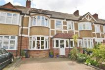 Terraced property for sale in Morden