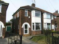 3 bedroom semi detached home in Golf Links Road...