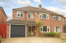 4 bedroom semi detached property for sale in Rousebarn Lane...