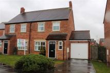 3 bed semi detached house to rent in Oak Way, Staynor Hall...