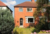 semi detached property to rent in York Road, Riccall