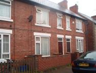 3 bedroom Terraced property to rent in Kitchener Street, Selby