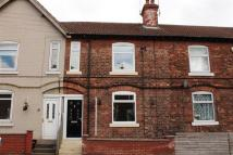 2 bedroom Terraced house in Recreation Road, Selby
