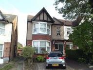 semi detached house in Milton Road, Wallington