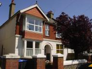 Studio apartment to rent in East Worthing