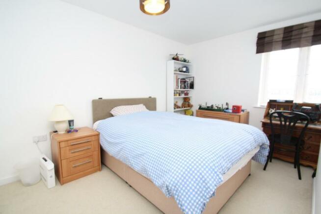 Bedroom three (front