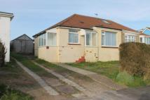 Bungalow in Howard Road, Sompting...
