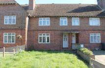 3 bed Terraced house for sale in Tower Road, Lancing...