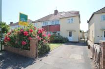 4 bedroom semi detached home for sale in Tower Road, Lancing...