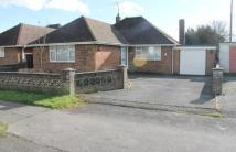 Bungalow for sale in Manor Road...