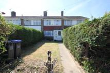 Terraced home in Shadwells Road, Lancing...