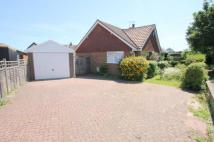 Bungalow in Queens Road, Lancing...