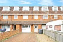 4 bed Terraced home for sale in Hurstfield, Lancing...