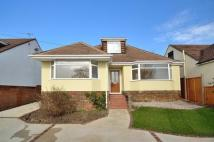 3 bed Bungalow in Arundel Road, Worthing...