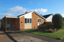 3 bed Detached Bungalow in Meadow Close, Duston...