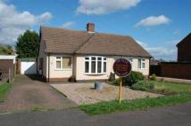 Semi-Detached Bungalow in Edgehill Road, Duston...