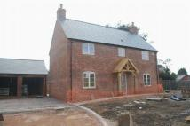 4 bedroom new property in Blackberry Close...