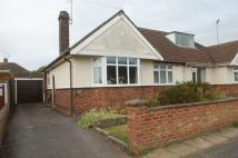 Muscott Lane Semi-Detached Bungalow for sale