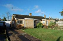 Manor Close Semi-Detached Bungalow for sale