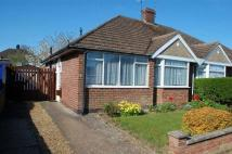 1 bedroom Semi-Detached Bungalow in Muscott Lane...