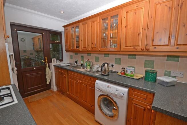 Kitchen in annexe