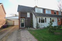 3 bed semi detached home for sale in Sayer Way, Knebworth...