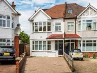 semi detached house for sale in Sherwood Road, Wimbledon...