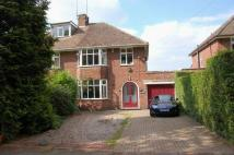 Sywell Road semi detached house for sale