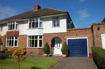 3 bed semi detached home in Sywell Road, Overstone...