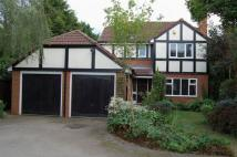 4 bed Detached house for sale in Edwinstowe Close, ...
