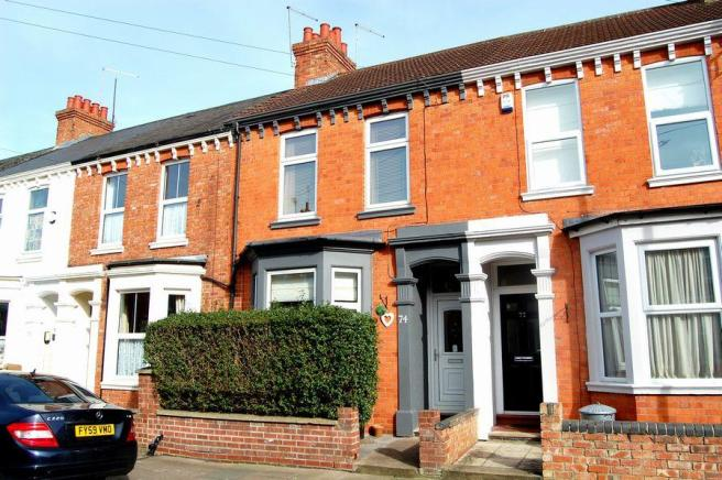 3 bedroom terraced house for sale in lutterworth road for 11 jackson terrace freehold nj