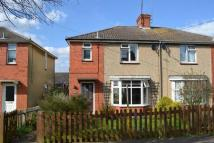 semi detached home in Doddington Road...